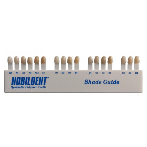 NOBILDENT Teeth Shade Guide